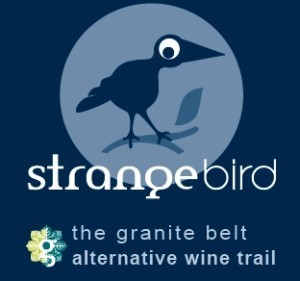 Strange Bird Wine Trail